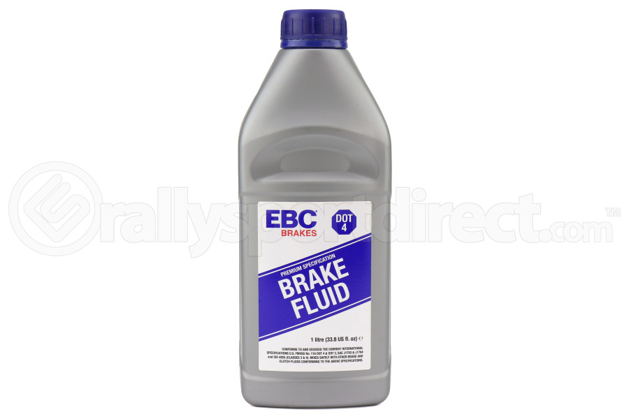 EBC Brakes DOT-4 Brake Fluid 1L - Universal