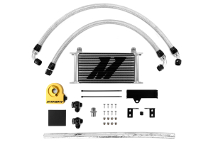 Mishimoto Thermostatic Oil Cooler Kit ( Part Number:MIS MMOC-WRX-06T)