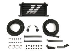 Mishimoto Transmission Cooler Black - Subaru WRX CVT 2015+