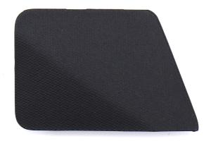 Subaru JDM tS Black D Pillar Seat Belt Cover Trim Pieces - Subaru Forester 2014 - 2018