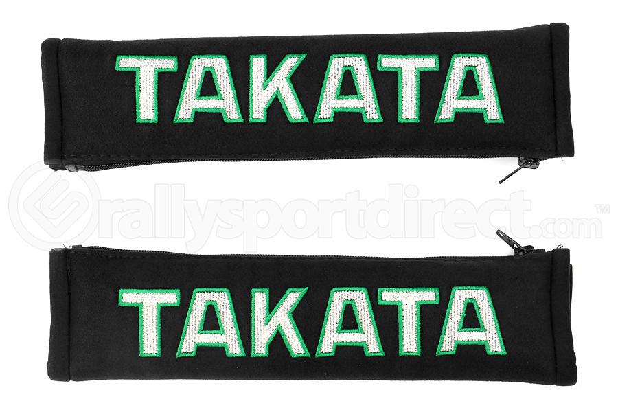Takata Comfort Pads 2 Inch Black ( Part Number:TAK 78011-0)