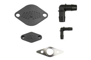 Aluminati EGR Delete Kit Black - Subaru WRX 2015+