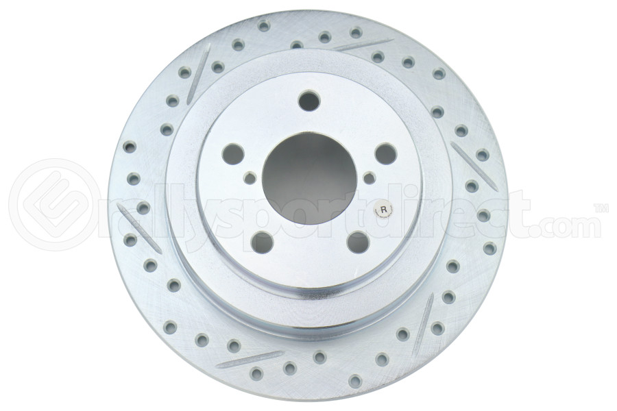 Stoptech C-Tek Sport Drilled and Slotted Rotor Single Rear Right (Part Number:227.47011R)