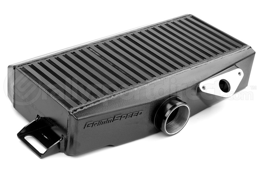 GrimmSpeed Top Mount Intercooler Black (Part Number:090024)