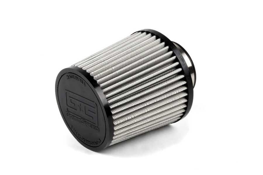 Grimmspeed Dry Element Air Filter 3in Inlet - Universal