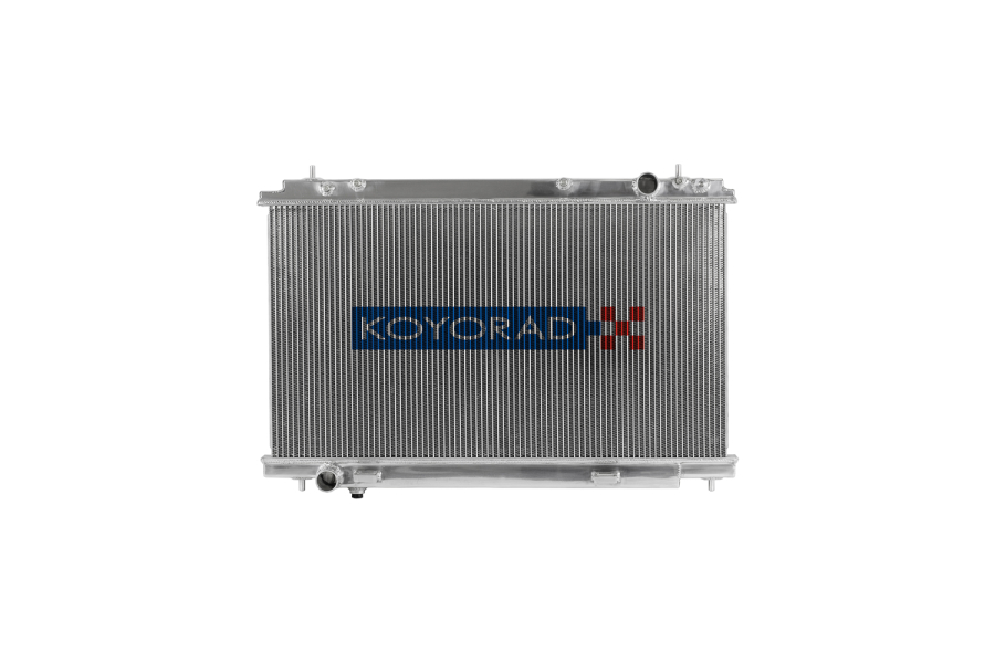 Koyo Aluminum Racing Radiator Manual Transmission - Nissan 350Z 2007-2008