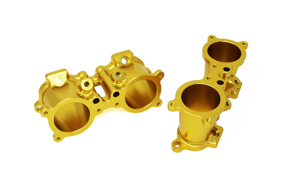 Torque Solution Top Feed TGV Deletes Gold (Part Number:TS-SU-401GD)