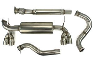 PERRIN Cat Back Exhaust ( Part Number:PER2 PSP-EXT-345BR)