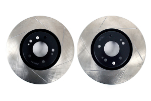 Powerslot Slotted Front Rotor Pair (Part Number: )