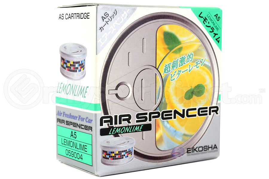 Eikosha Air Spencer AS Cartridge Lemon Lime Air Freshener - Universal