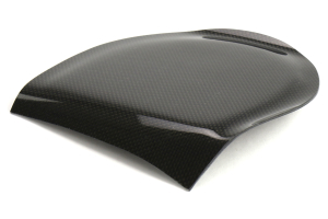 Tomei Carbon Left Side Rear Bumper Cover - Ford Mustang EcoBoost Premium Fastback 2015+
