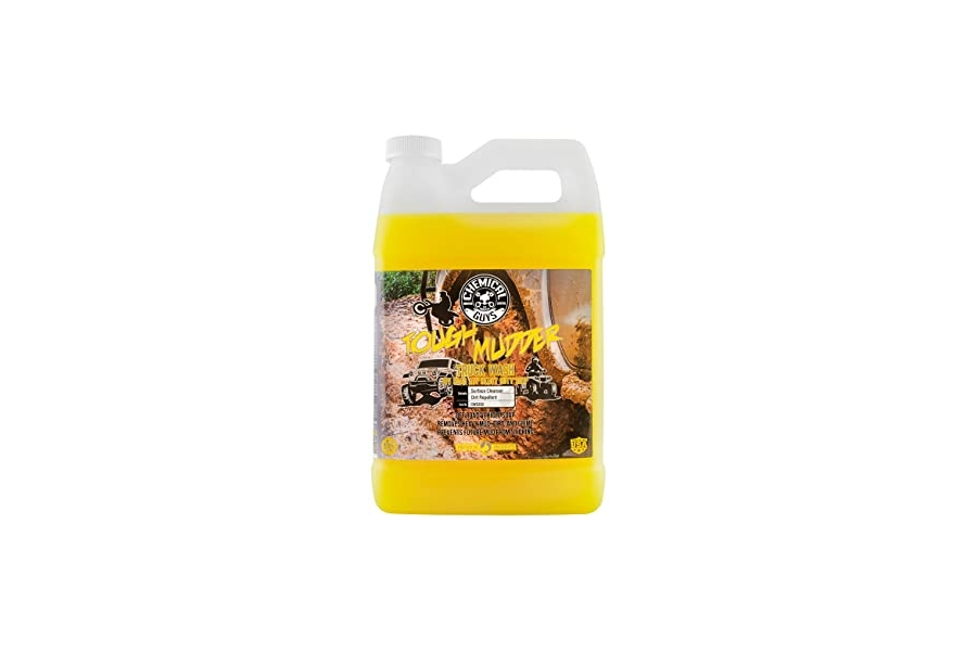 Chemical Guys Tough Mudder Heavy Duty Soap (Multiple Size Options) - Universal