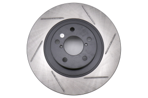 Stoptech Street Axle Pack Slotted Front - Subaru Models (inc. 2009-2010 WRX / 2009-2013 Forester)