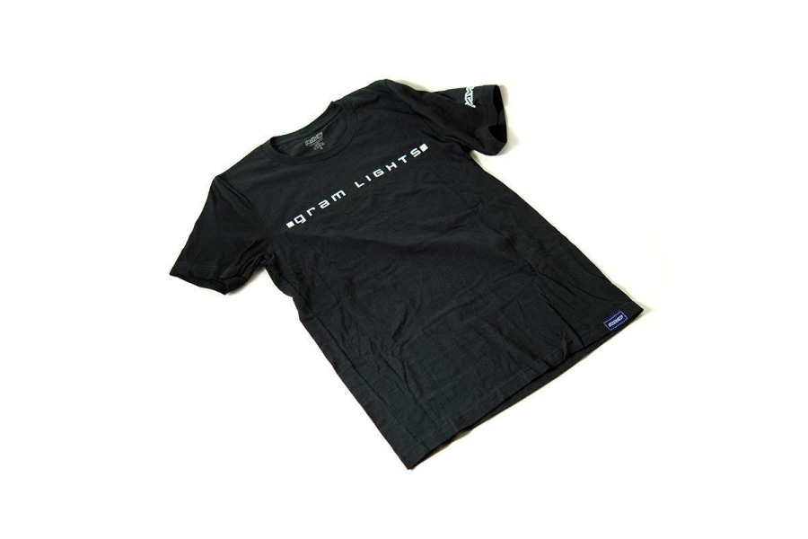 Gram Lights T-Shirt Charcoal - Universal