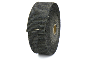 Thermo Tec Exhaust Wrap Kit 2in Black (Part Number: )