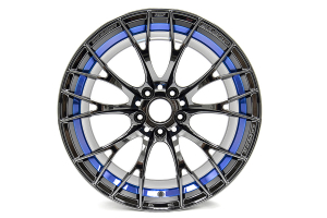 WedsSport SA-20R 5x100 Blue Light Chrome II - Universal