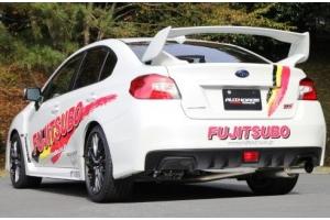Fujitsubo Left Side Exhaust Bumper Cover - Subaru WRX/STI 2015+