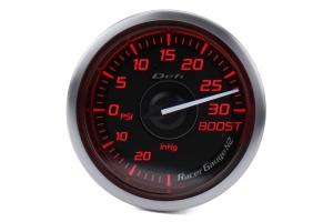 Defi DF Red Racer N2 Boost Gauge Imperial 52mm 30PSI - Universal