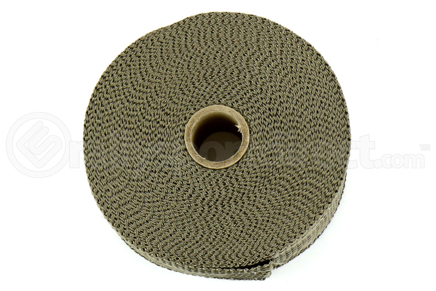 Thermo Tec Carbon Fiber Exhaust Wrap 2in X 50ft (Part Number:11042)
