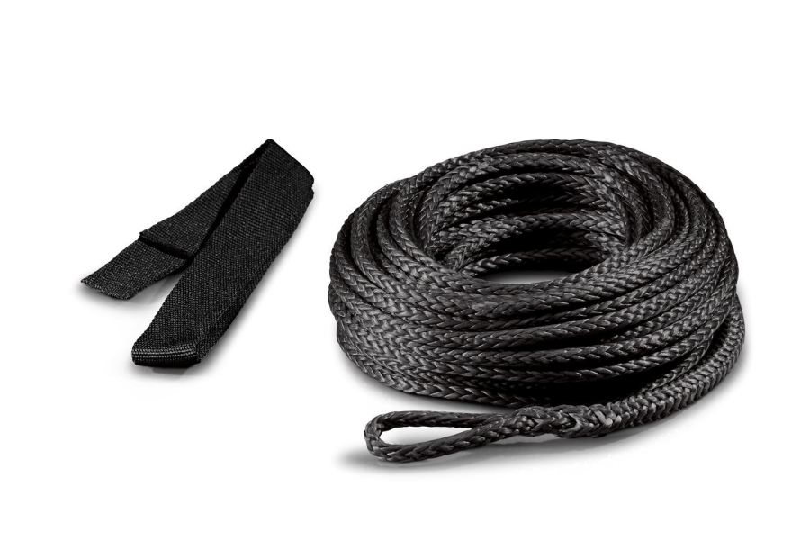 Warn Industries 5/32in x 50ft Synthetic Rope Kit - Universal