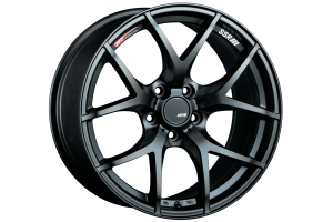 SSR GTV03 5x114.3 Flat Black - Universal
