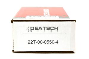 DeatschWerks Fuel Injectors 550cc ( Part Number:DET 22T-00-0550-4)