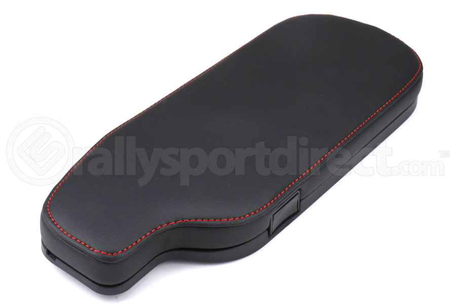 Toyota OEM Arm Rest w/ Red Stitching - Scion FR-S 2013-2016 / Subaru BRZ 2013+ / Toyota 86 2017+