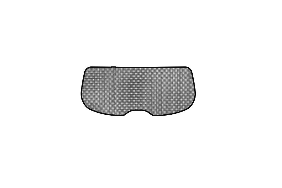 3D MAXpider Soltec Sunshade Rear Window - Subaru Models (inc. 2018-2021 Crosstrek / 2017-2021 Impreza Hatchback)
