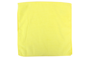 Ammex Microfiber Yellow Towels ( Part Number:AMM MF50G16X16YL)
