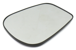OLM Wide Angle Convex Mirrors w/ Turn Signals / Defrosters Clear (Part Number: )
