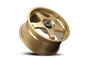 fifteen52 Chicane 17x7.5 +42 4x100 / 4x108 Gold - Universal