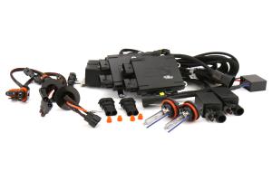 Morimoto H8 / H9 / H11B HID 6500K Headlight Kit - Subaru WRX 2008-2014 (exc. Limited Models) Low Beam