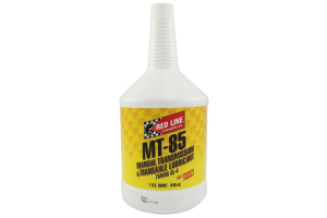 Red Line MT85 Manual Transmission Lubricant 1QT (Part Number: 50504)