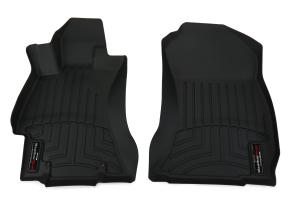 Weathertech Front FloorLiner Black ( Part Number:WEA 445311)