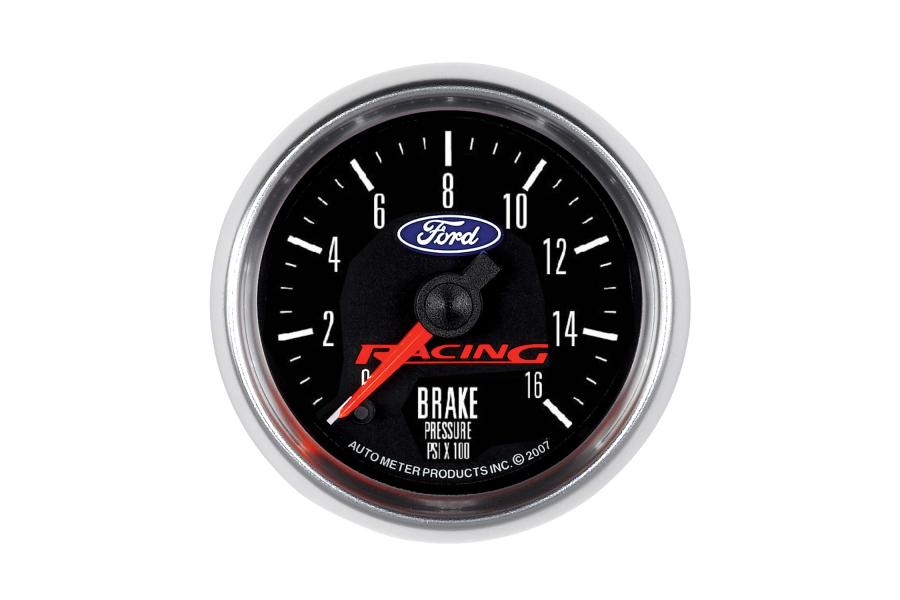 Autometer Ford Racing Brake Pressure Gauge 52mm - Universal