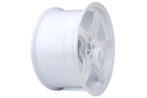 Gram Lights 57CR 17x9 +38 5x100 Ceramic Pearl - Universal