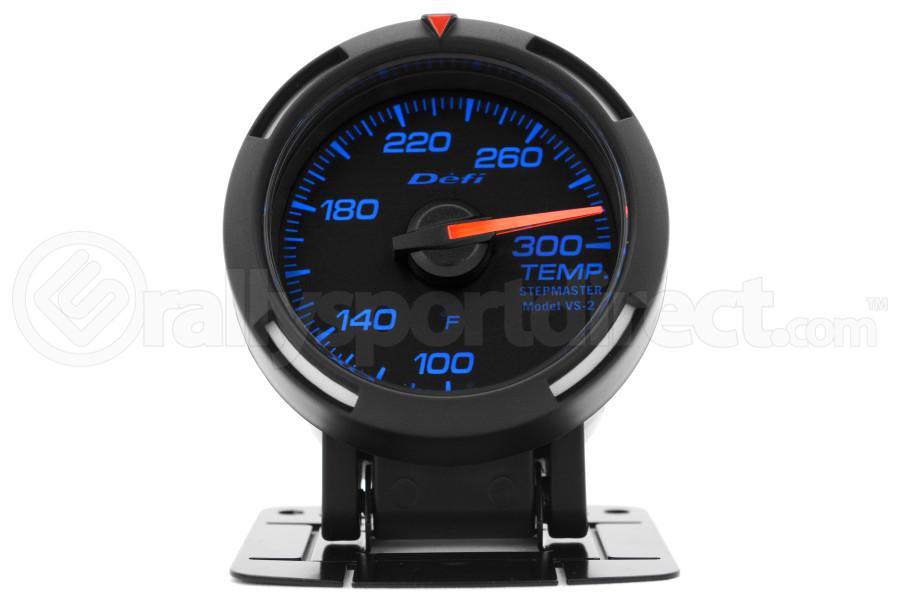 Defi Blue Racer Temperature Gauge Imperial 52mm 100-300F (Part Number:DF06701)