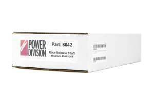 GSC Power-Division Race Balance Shaft ( Part Number:GSC 8042)