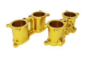 Torque Solution Top Feed TGV Deletes Gold (Part Number: )