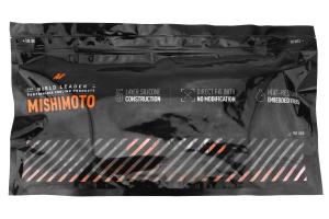 Mishimoto Air Box Hose Kit Black - Subaru WRX 2015+