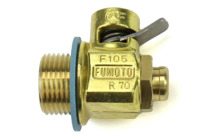 Fumoto M20-1.5 Oil Drain Valve W/Short Nipple ( Part Number: F105S)
