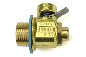 Fumoto M20-1.5 Oil Drain Valve W/Short Nipple ( Part Number: F105S)