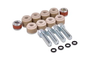 IAG Replacement Hardware Set for IAG Top Feed Fuel Rails PN# IAG-AFD-2102 - Universal