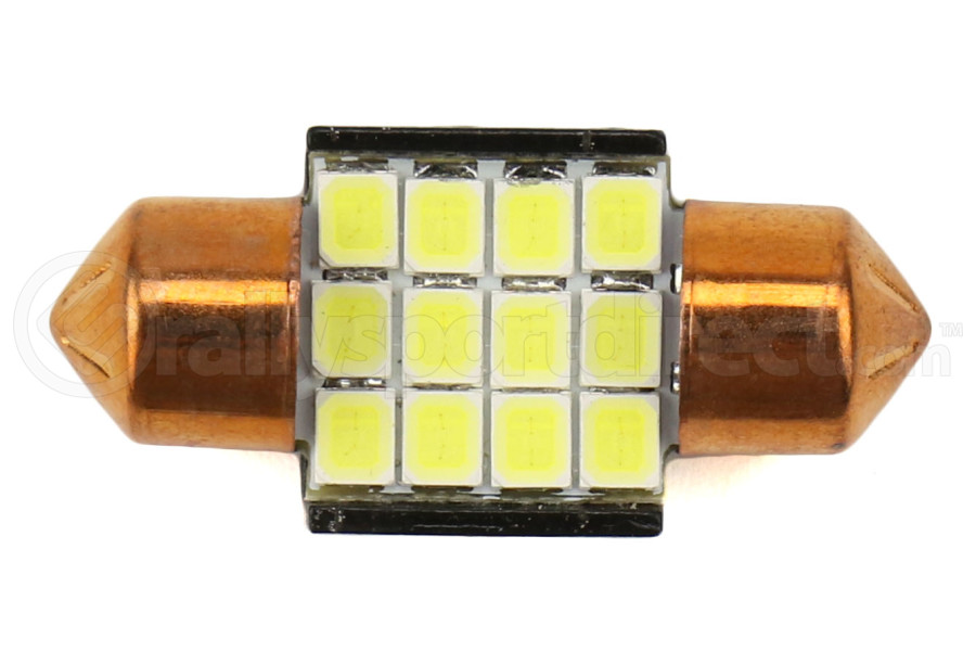 Morimoto XB Festoon 2.0 LED Replacement Bulb 31mm White (Part Number:LED580)