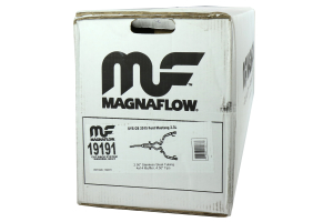 Magnaflow Catback Exhaust System (Part Number: )