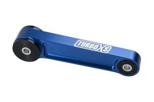 TurboXS Pitch Stop Mount Blue - Subaru Models (inc. 2002+ WRX / STI)