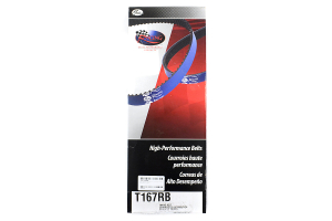 Gates Racing Timing Belt ( Part Number:GAT T167RB)