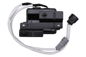 STI JDM LED Fog Light Bezel Accessory Liner Kit - Subaru WRX / STI 2018 - 2020
