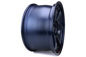 Volk TE37SL 18x9.5 +40 5x100 Hyper Blue - Universal