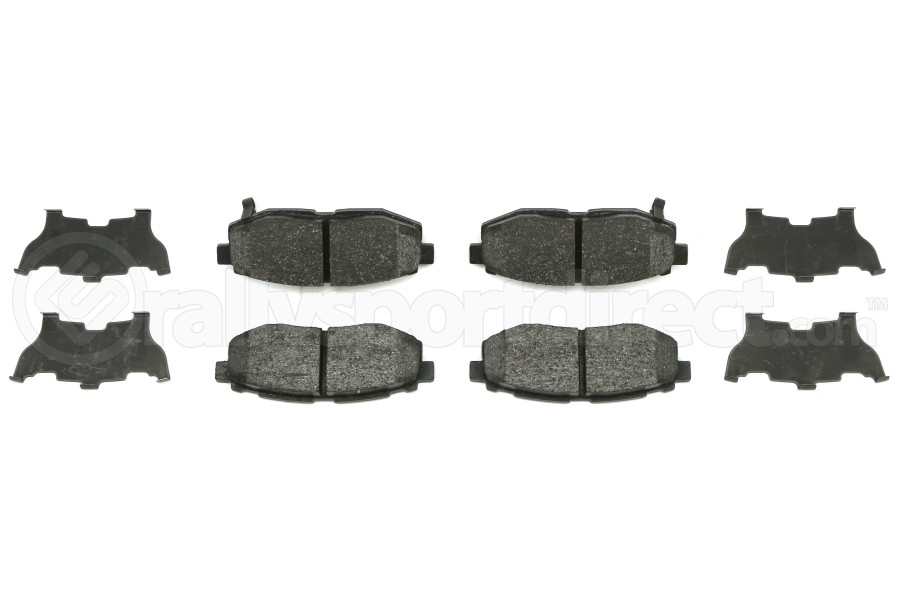 Cosworth Streetmaster Rear Brake Pads (Part Number:CFS3039)